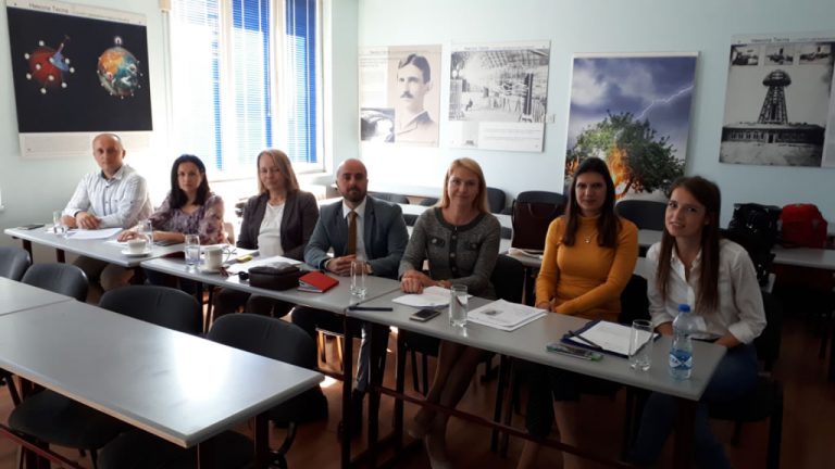 Poseta Nemačke fondacije za životnu sredinu (DBU)