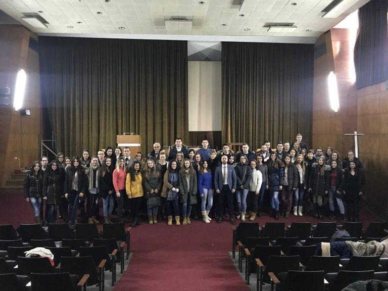 Prvi sastanak jedinice civilne zaštite opšte namene NSDR-URVS