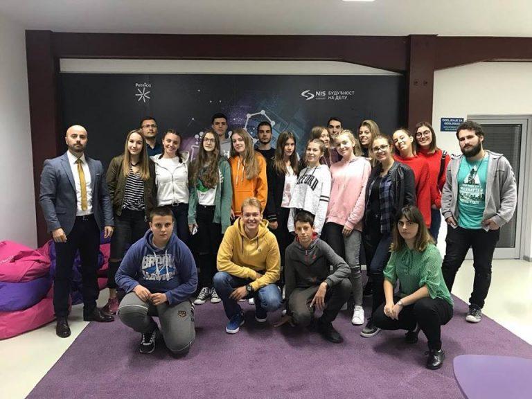 Prirodne kastastrofe – izazovi za drustvo i bezbednost'' u istraživačkoj stanici Petnica (ISP)