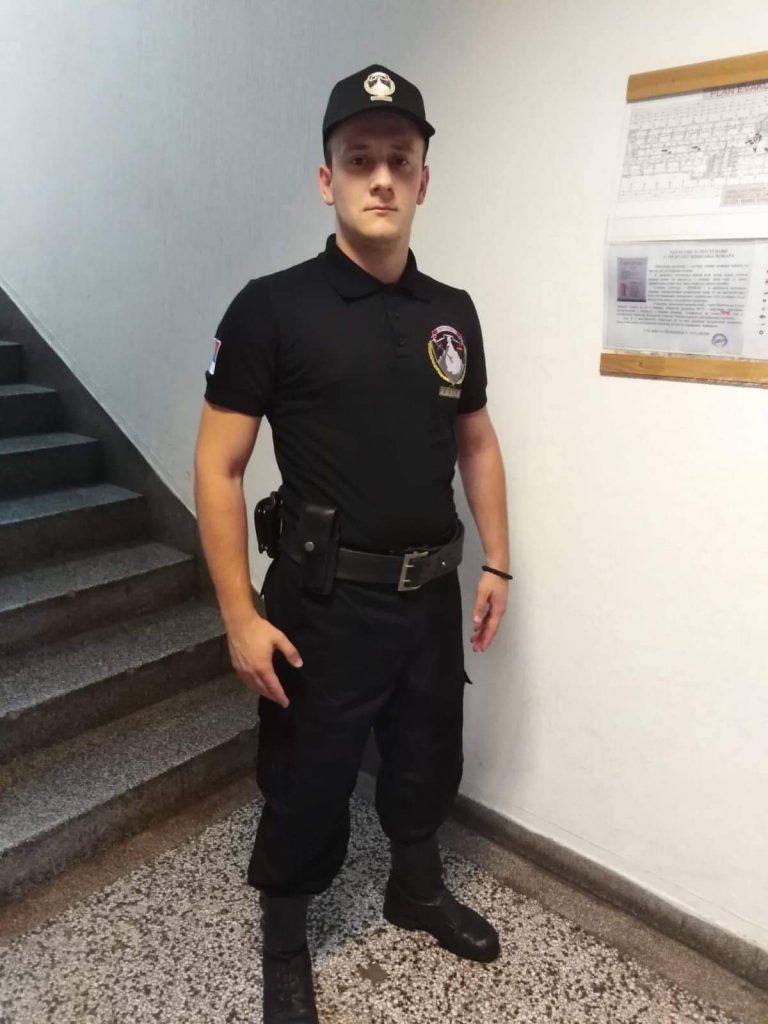 Uniforma jedinice civilne zaštite NSDR-URVS