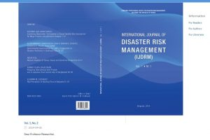 Elektronski sistem za slanje radova u međunarodnom časopisu – International Journal of Disaster Risk Management