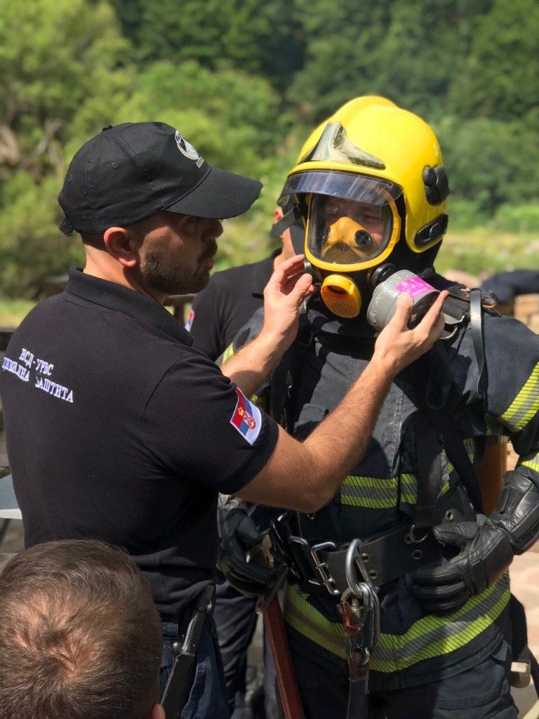 Osnovna bezbednosna obuka iz oblasti zaštite i spasavanja u vanrednim situacijama
