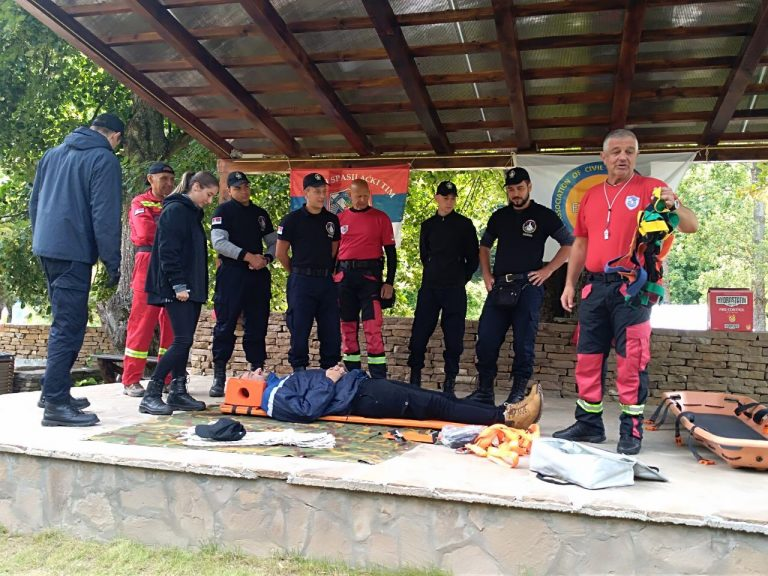 Neka mu je večna slava: naš prijatelj, instruktor i komandant Srpskog spasilačkog tima Danilo Budimir