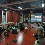 Gostujuće predavanje po pozivu predsednika Društva na Pravnom fakultetu u Novom Sada